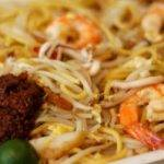 Shrimps Biryani