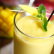 Lassi Mango/Sweet/Salty (yogurt drink)